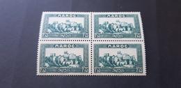 Maroc Yvert 144A** Bloc De 4 - Maroc (1891-1956)