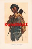 1811 Wagner Sinti Zigeuner Debrecen Debreziner Kunstblatt 1897 !! - Estampes