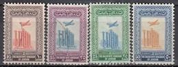 JORDANIEN 1954+1958 - MiNr: Lot 4 X  Artemistempel Used - Jordania