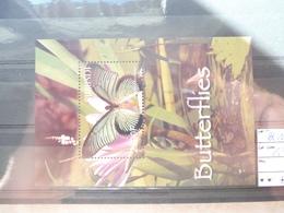 Burundi Serie Bloc 145 Papillons / Vlinders Neuf ** - Burundi