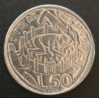 VATICAN - VATICANO - 50 LIRE 1975 - Paul VI - KM 129 - Vatican