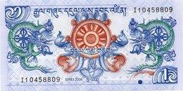 BHUTAN 1 NGULTRUM 2006 P-27a UNC - Bhutan