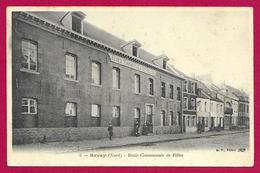 CPA Bavay - École Communale De Filles - Bavay