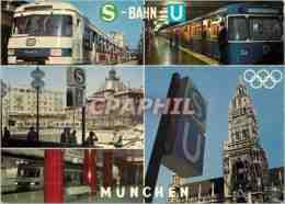CPM S-Bahn-U Munchen Metro - Tram