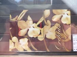 Burundi Serie 151 Orchidée / Orchids Neuf ** - 2000-09: Neufs
