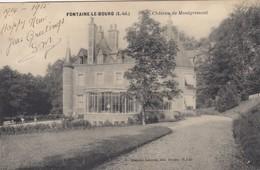 FONTAINE-le-BOURG (Seine-Maritime): Château De Montgrimont - France