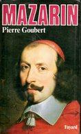 Mazarin Par Goubert (ISBN 221301650X EAN 9782213016504) - Histoire