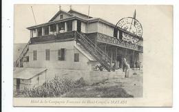 Congo , Matadi , Hotel De La Compagnie Française Du Haut Congo - Belgian Congo - Other