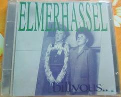 CD PUNK - ELMERHASSEL / BILLYOUS - Punk