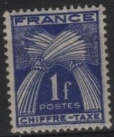 FR/TAX 30 - FRANCE N° 70 Neuf** - Taxes