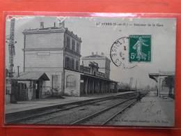 CPA (78) Louvres. Intérieur De La Gare.   (N.2034) - France