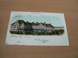 CARTE POSTALE / ALLEMAGNE  3 / FREIBURG   VOYAGEE - Germania
