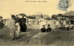 62 - Pas De Calais - Le Touquet-Paris-Plage - Sur La Plage - D 6994 - Le Touquet