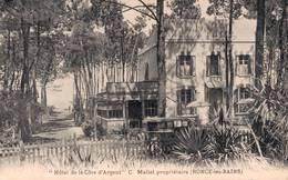 17 Hôtel De La Côte D'Argent C Mallet Propriétaire RONCE LES BAINS - Rochefort