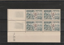 France Coin Daté Du N° 961 Athletisme 1953 - 1950-1959