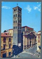 °°° Cartolina - Velletri Torre Del Trivio Viaggiata °°° - Velletri