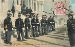 MONACO - Carabiniers, Gardes D'honneur Du Prince, Grande Tenue. - La Condamine