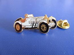 Pin's Arthus Bertrand - Voiture Mercedes Type SSK Type (AD1) - Arthus Bertrand