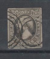 Luxembourg _ ( 1852 ) Gris Noir N°1 - 1852 Wilhelm III.