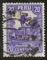 PERÚ-Yv. 288-N-12609 - Peru