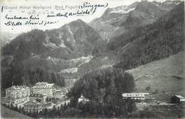 BAD FUSCH - Grand Hôtel Weilguni. - Zell Am See