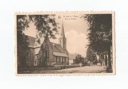 St Job In 't Goor   Kerk En Klooster. - Brecht
