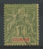 Reunion (1892) N 44 (o) - Réunion (1852-1975)