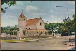 °°° 19794 - ANGOLA - LOBITO - CAPELA DA N.S. DA ARRABIDA °°° - Angola