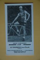 CYCLISME: CYCLISTE : JEAN CLAUDE LE TOURNEUR - Ciclismo