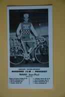 CYCLISME: CYCLISTE : JEAN PAUL MAHO - Ciclismo