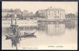 SVC365 St BLAISE - LE COLLEGE ( 1906) - NE Neuchâtel
