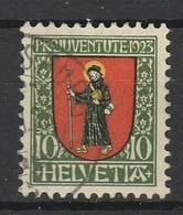 SUISSE 1923 YT N° 193 Obl. - Suisse