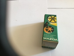 Ampoules De Projecteur Mazda Avec Ampoules  De Projection - Vacuum Tubes