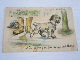 Germaine Bouret   Vla Ce Que Je Fais De Ses 64fillette___________20      Meni - Bouret, Germaine