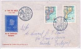 Moçambique, 1960, 6º Dia Do Selo - Mosambik