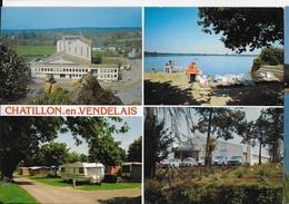 35 - CHATILLON EN VENDELAIS - Multivues - France