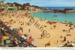 The Sands And Harbour - Broadstairs  [Z3-087 - Inglaterra