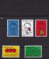 Kinderzegels, Child Welfare Kinder Enfant NVPH 932-936 1969 Used - Period 1949-1980 (Juliana)