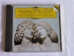 Prokofiev, Romeo & Juliet, Seiji Ozawa - Classique