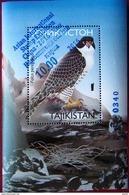 Tajikistan  2016  Fauna   Falcon    O.P.  S/S  MNH - Tajikistan