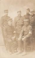 France - Photo De Médecins, Infirmiers - Guerre 14-18 - Frebch Doctors And Paramedics Ww 1 - War 1914-18