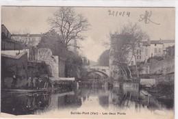 83 / SOLLIES PONT / LES DEUX PONTS - Sollies Pont