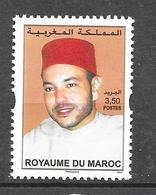 Série Courante SM Mohamed VI : N°1637B Chez YT. (Voir Commentaires) - Maroc (1956-...)