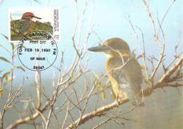 1990 - MICRONESIA Micronesie - Pohnpei Caroline Islands - Iles Carolines - Martin-pêcheur -Kingfisher - Micronésie