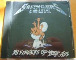 CD  PUNK - 88 FINGERS LOUIE / UP YOUR ASS - Punk