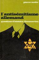 L'antisémitisme Allemand Par Sorlin - Histoire