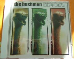 CD  PUNK - THE BUSHMEN / LIFE'S HARD - Punk