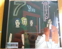 CD  HARD METAL GIRLS  - 7 YEAR BITCH / GATO NEGRO - Hard Rock & Metal