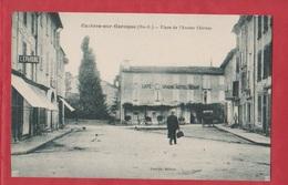 CAZERES - SUR -GARONNE Place De L'ancien Château  31 - Autres Communes