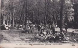 CHAVILLE : (92) Repos Hebdomadaire Sur La Clairière De L'étang De L'Ursine - Puteaux